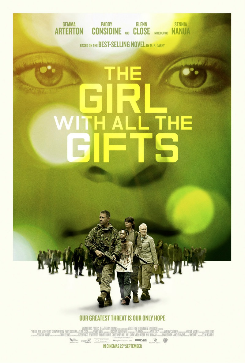 It's the end of the world in this trailer for The Girl With All The Gifts 4