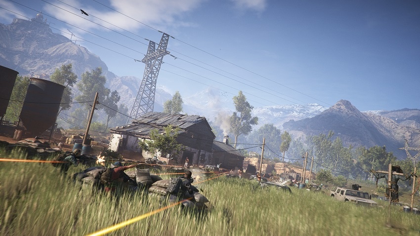 Tom Clancy's Ghost Recon: Wildlands preview - a huge tactical shooter with lots to see and do 5
