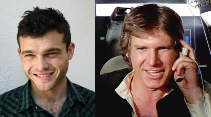 First look at the Han Solo cast as production gets underway 4