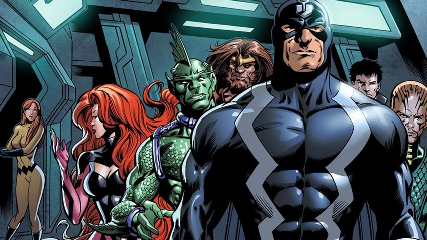 Call sheet for Marvel's Inhumans TV series seemingly confirms Black Bolt and co 3