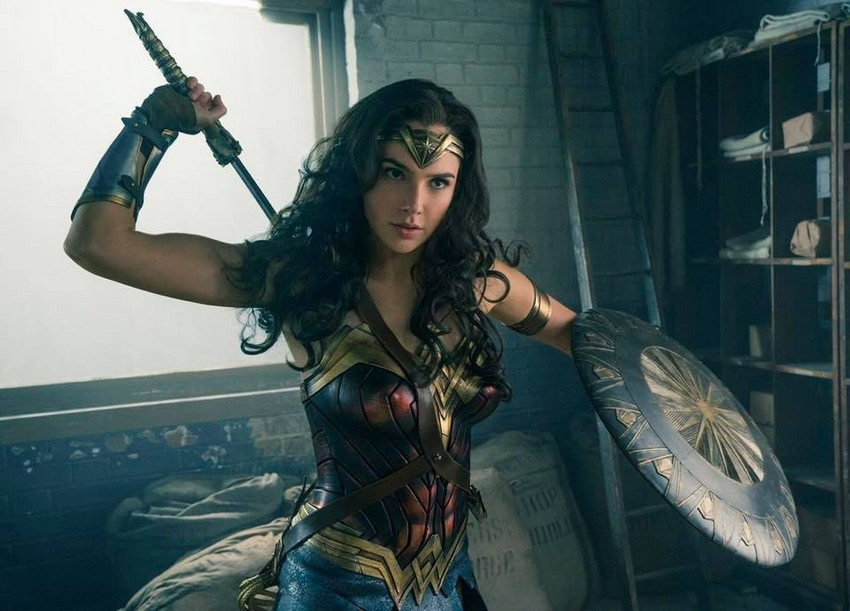 Wonder Woman plot and villain details possibly revealed 4