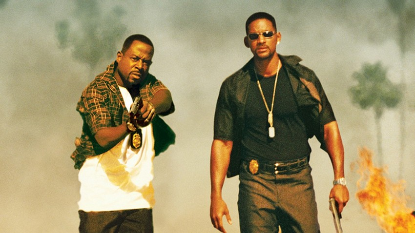 Bad Boys 3 has now been completely removed from Sony's calendar 2