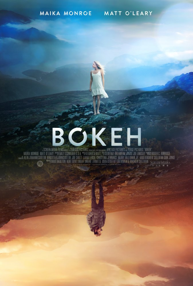 Is it the end of times in this trailer for the sci-fi drama Bokeh 4