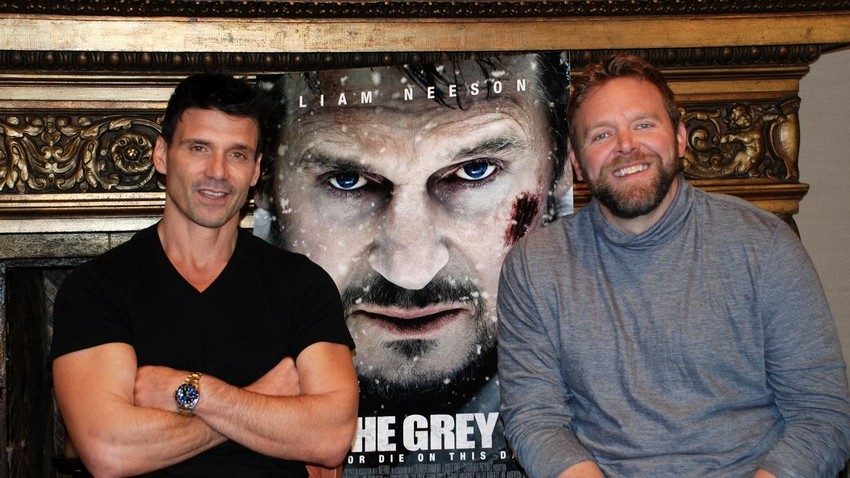 Joe Carnahan and Frank Grillo explain how their remake of The Raid will be different 7