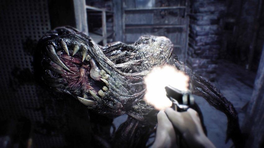 Resident Evil 7 VR Let's Play