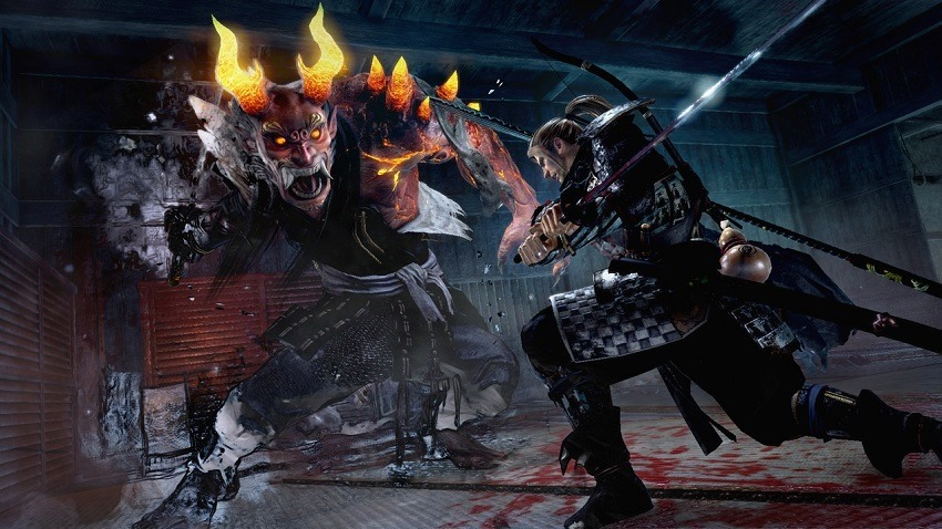 Sloth is breaking Nioh's boss battles