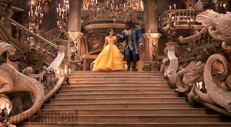 Beauty And The Beast Comes Alive In These New Images And Cast Comments