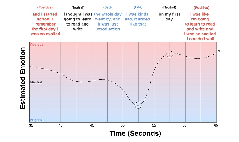 Emotions Estimation