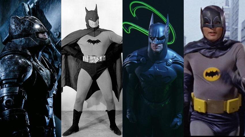 Batman-suits