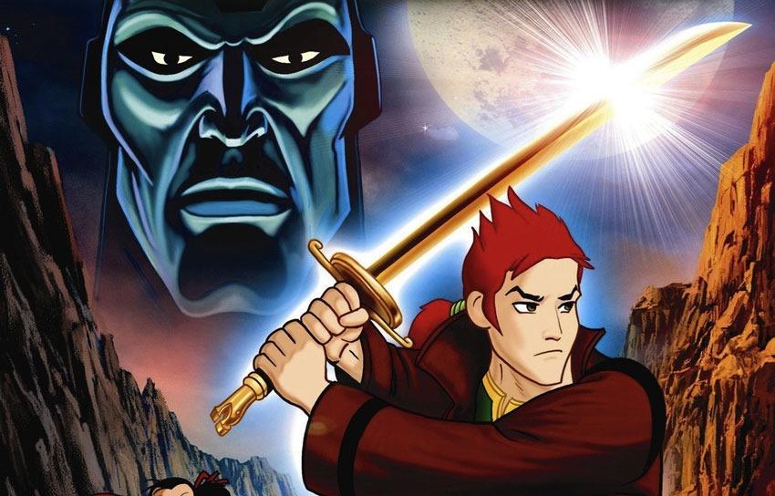 Highlander-animated