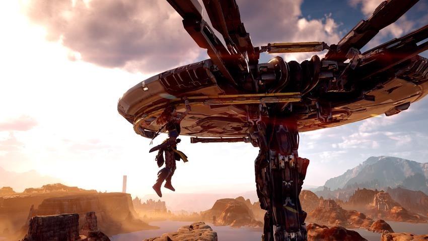 Horizon Zero Dawn Review 11