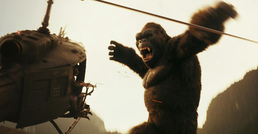 Kong: Skull Island review: Monstrous thrills, puny humans 8