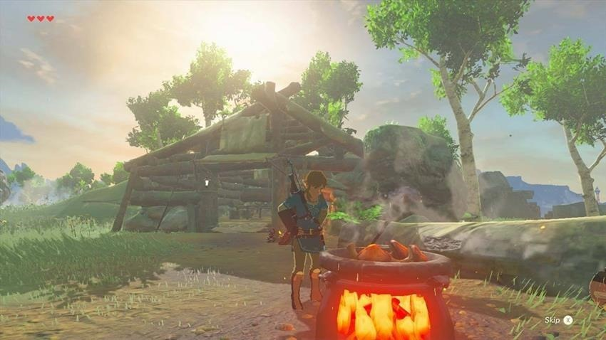 Legend of Zelda Breath of the Wild Review Round Up 4