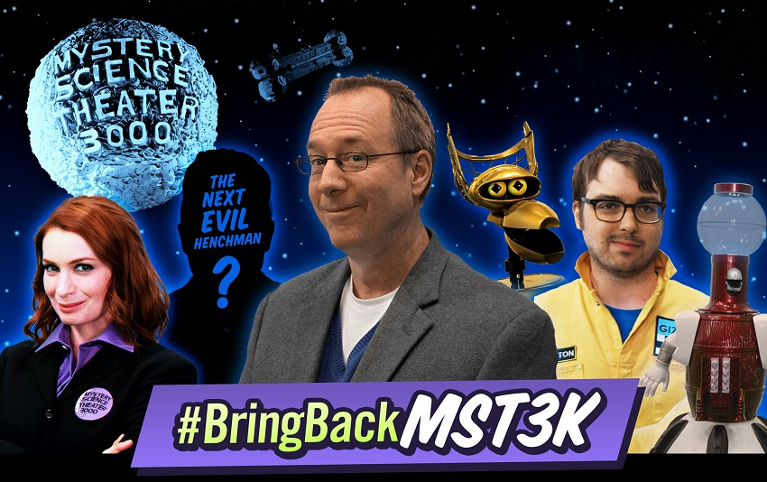 You want cheese? We got cheese! Here's the Mystery Science Theater 3000 trailer 2