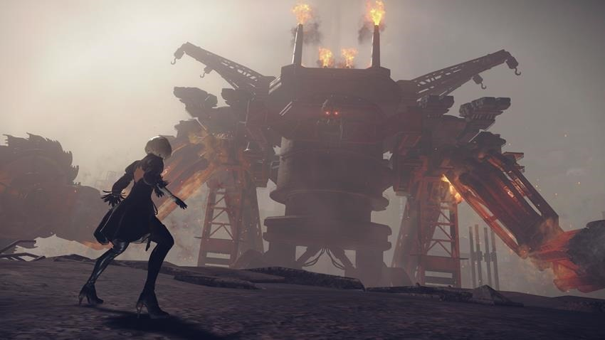 NieR Automata Review Round Up 1