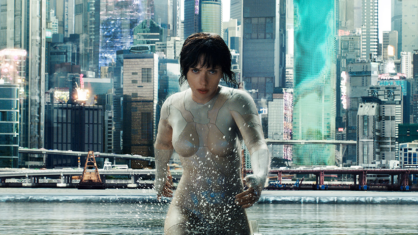 Critical Hit Collective Review: Ghost in the Shell 10