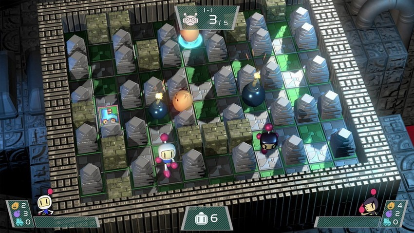Super Bomberman R Review Explosive Expensive Fun