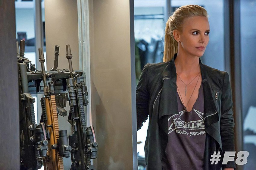 The Fate of the Furious review - A ridiculous, high-octane cartoon of a thrill ride 8