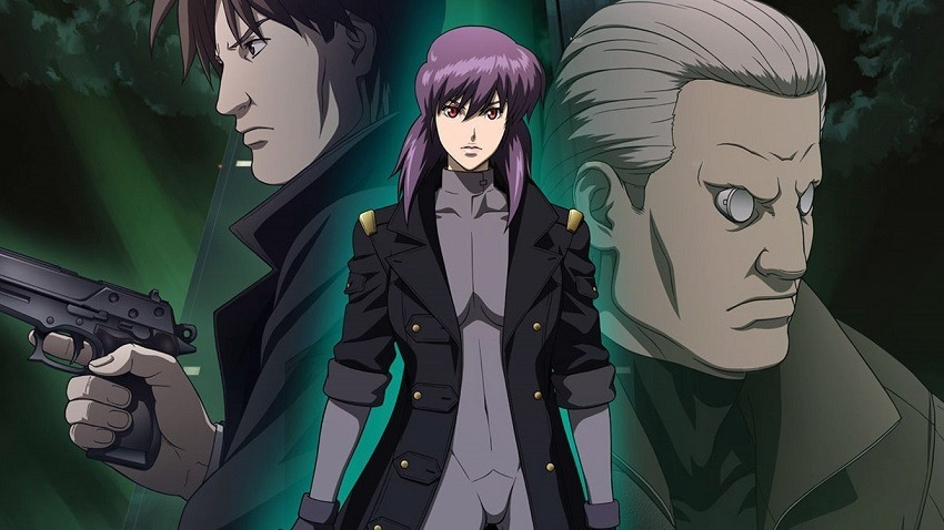 Ghost in the Shell getting new anime 2