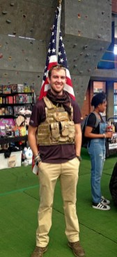 Bradley as an American Patriot.