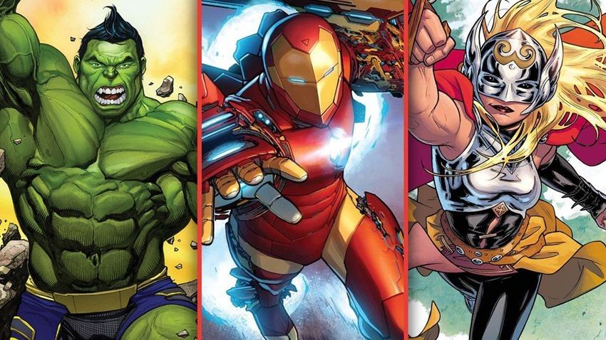 Marvel Comics 2017 (2)