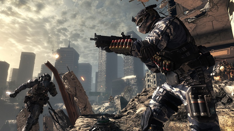 Activision wants a Call of Duty movie franchise to rival the Marvel Cinematic Universe 6