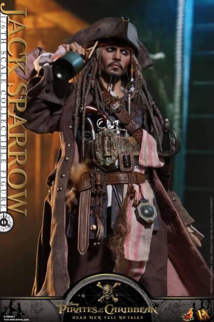 Jack Sparrow Hot Toys (12)