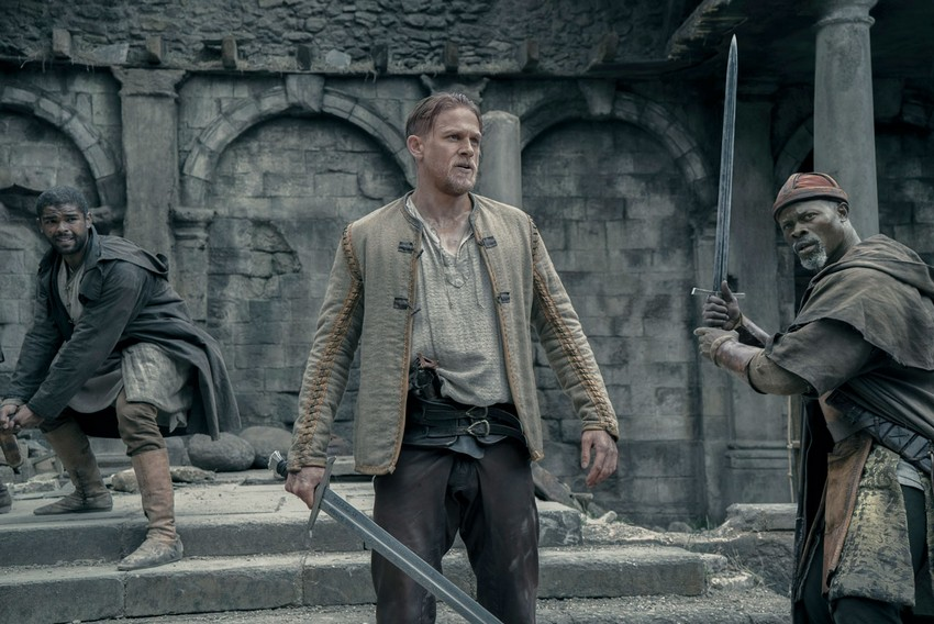 King Arthur: Legend of the Sword review - Fun, feisty but very frustrating fantasy romp 7