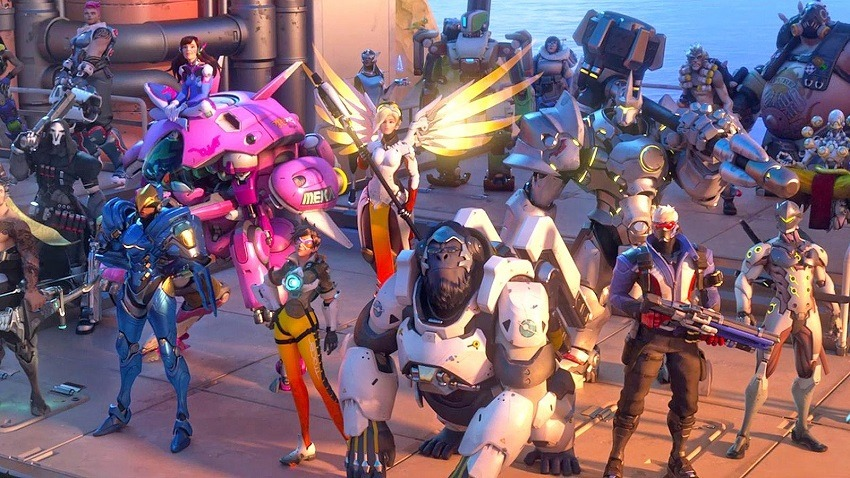 Overwatch Anniversary announced 2