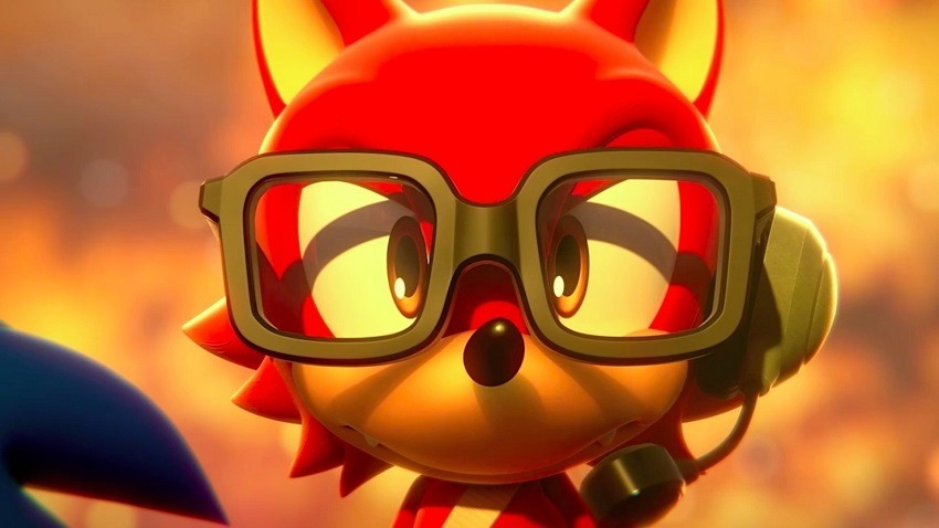 Sonic Forces is allowing you to create your own character