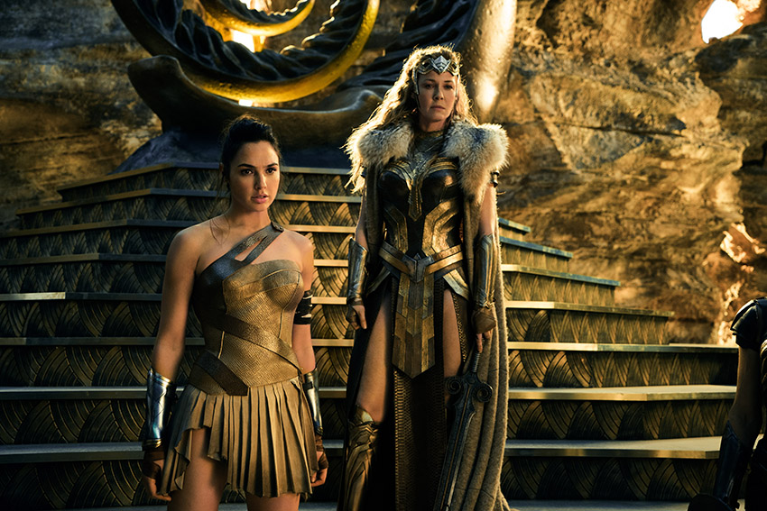Wonder Woman review - You'll believe a woman can save the DC Movieverse 11