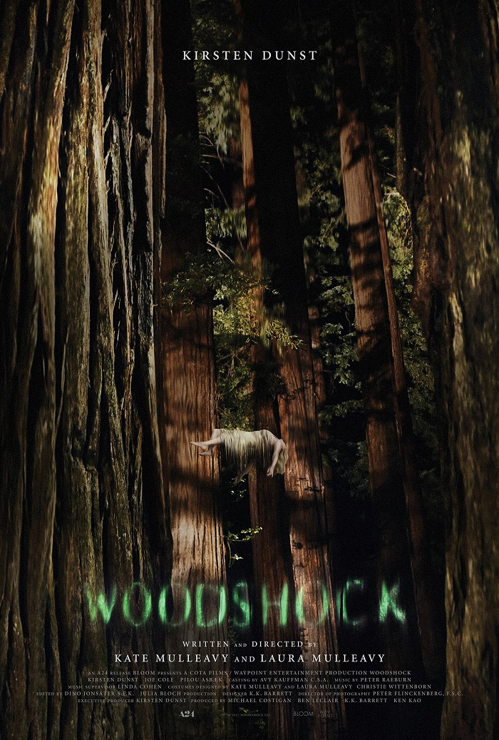 Don't get lost in the woods in this trailer for the R-rated drama Woodshock 4
