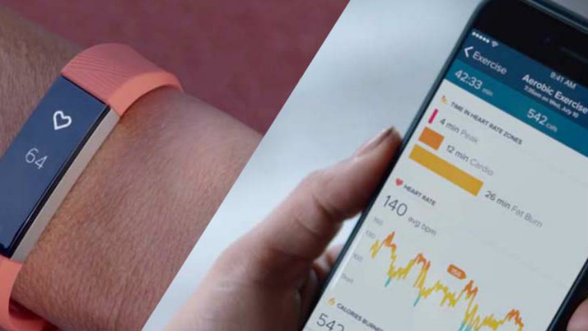 Fitbit altahr cardio never looked like this