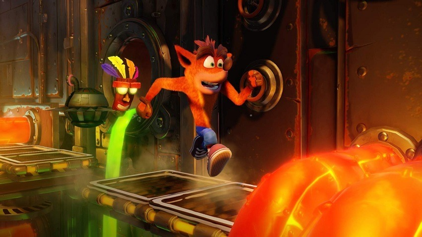 Crash Bandicoot N.Sanity Trilogy on Xbox One 2