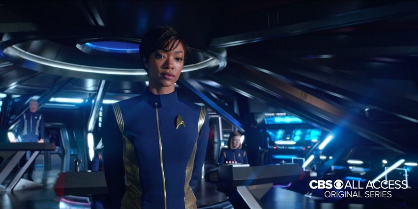 Star Trek: Discovery will tackle the Federation-Klingon War, more details revealed 7