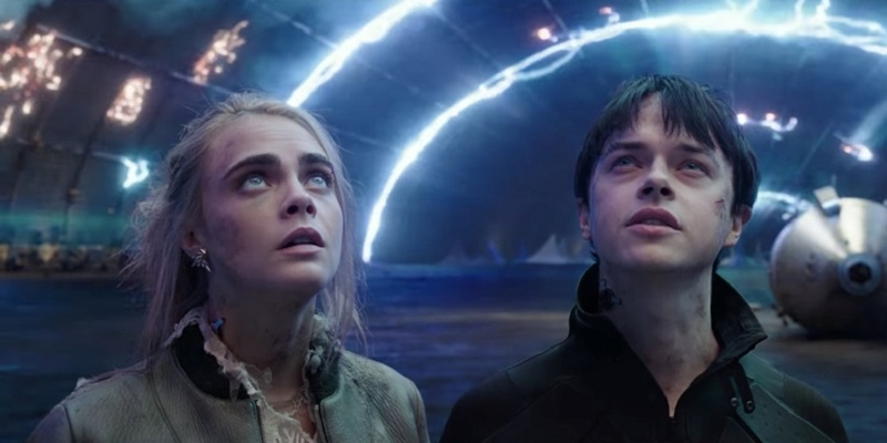 Valerian and the City of a Thousand Planets review - A fantastic looking space opera with little chemistry 5
