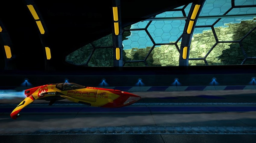 Wipeout omega collection (6)