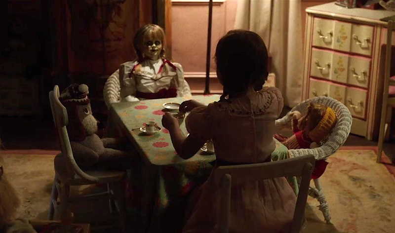 Weekend Box Office Report - Annabelle: Creation scares off The Dark Tower 3