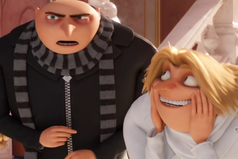 Despicable Me 3 review - Too stale to even be despicable 6