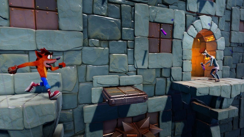 Crash Bandicoot Stormy Ascent is now up for download 2