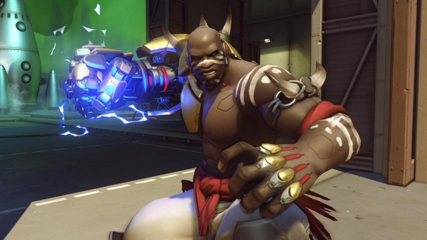 Check out all of Doomfist's new skins in Overwatch 2