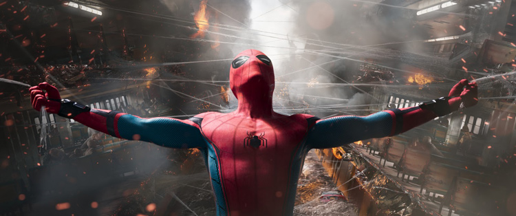 Spider-Man: Homecoming review – Absolutely a superhero movie to write home about 10
