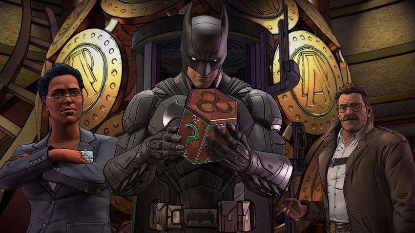 Batman Enemy Within Episode 1 (3)