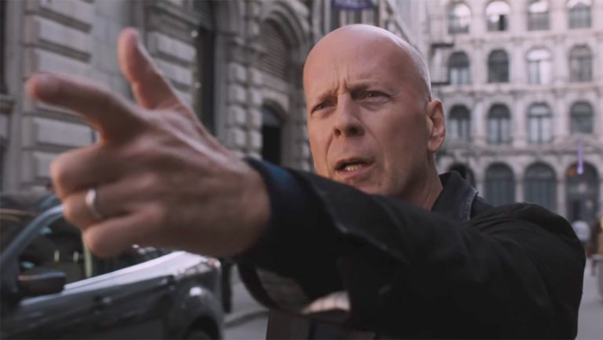 Bruce Willis is out for justice in the first trailer for Eli Roth's Death Wish remake 6