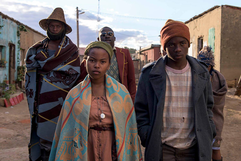 Where are the other breakout South African movies like Five Fingers for Marseilles? 5