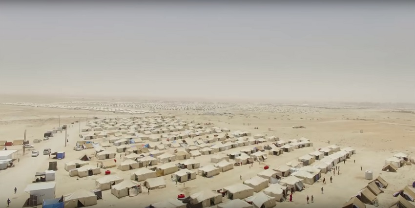 Amazon and Ai Weiwei's documentary Human Flow puts a face to human migration 3