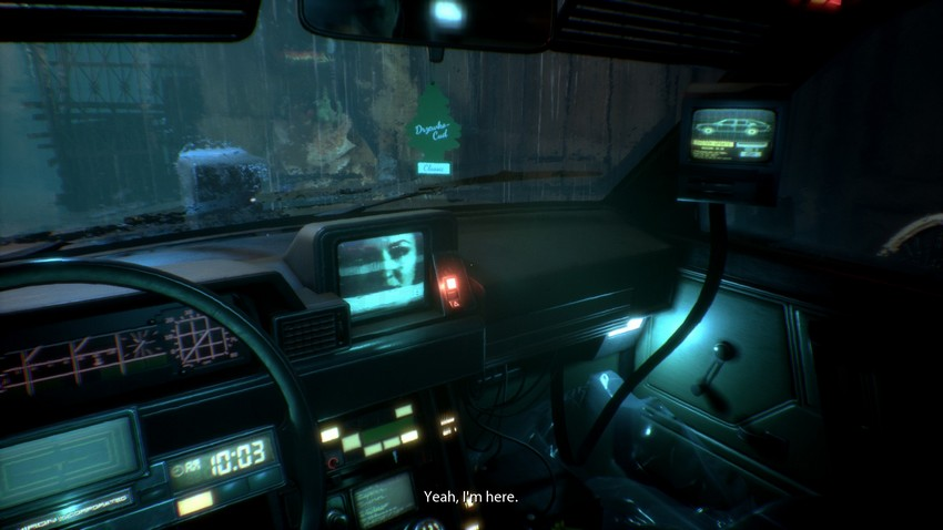 Observer review - Blade Runner meets nightmarish horror in this disturbing gem 13