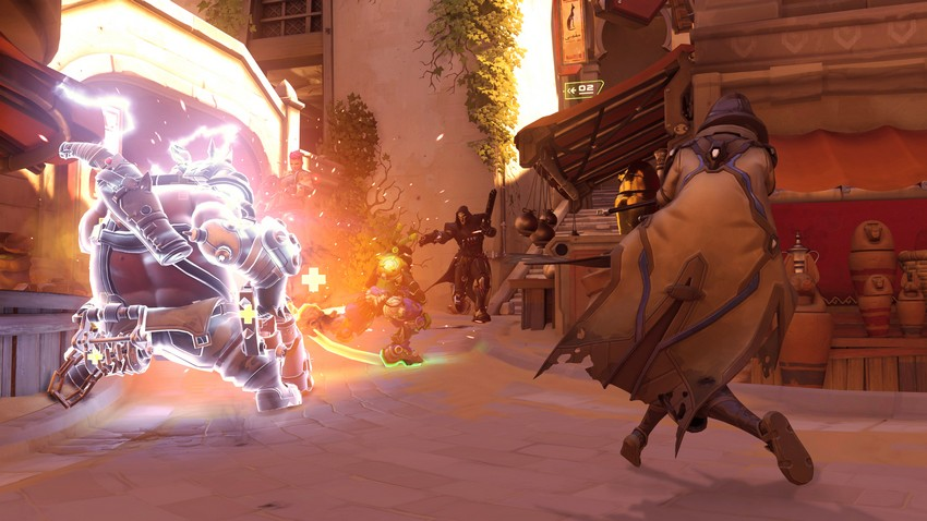 Overwatch's new deathmatch mode is incredibly fun, but still needs refinement 8