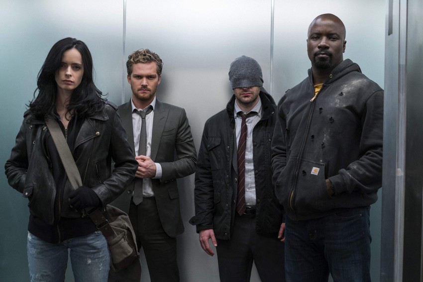 Marvel can't reuse their Netflix characters until at least 2020 4