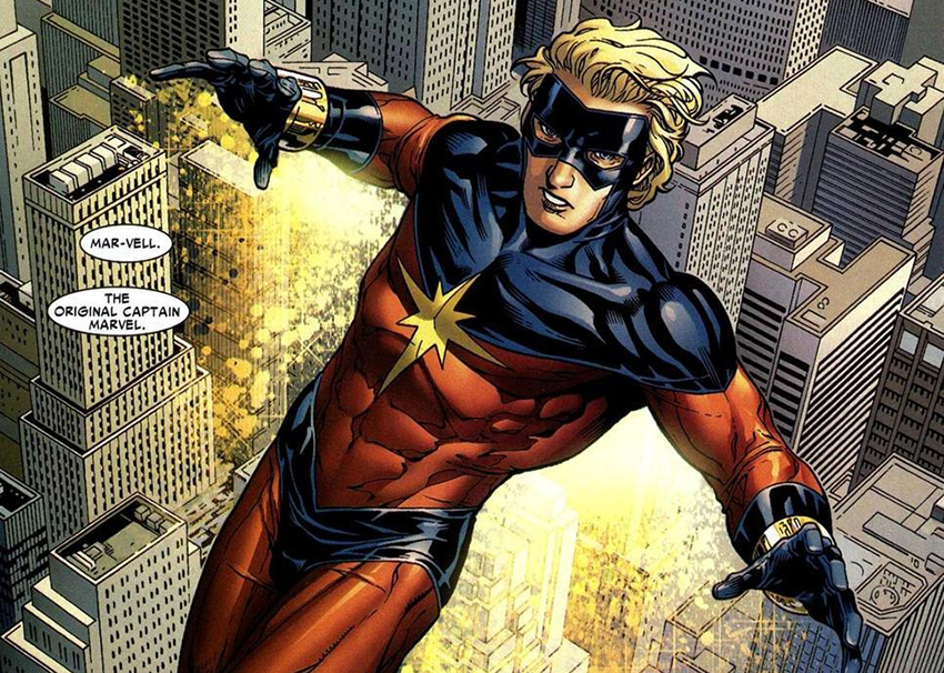 Captain Marvel will not be in Avengers: Infinity War, but may be linked to Ant-Man and the Wasp 5